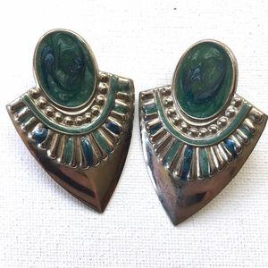 ⭐️ 3 for $15 ⭐️ Vintage Door Knocker Earrings
